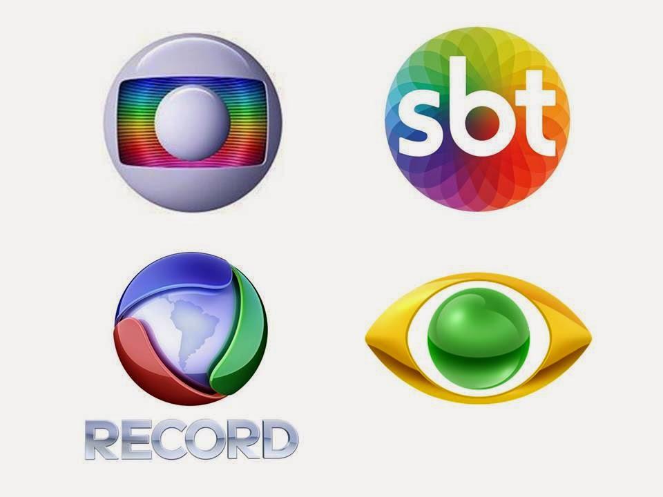Globo, SBT, Record e Band