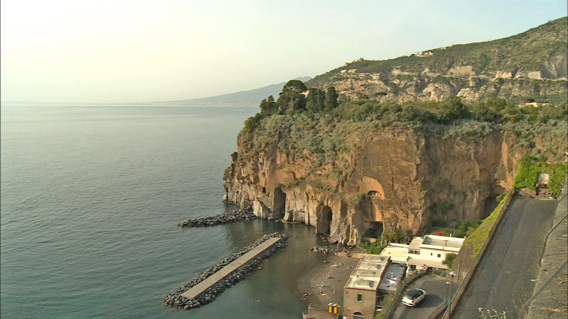 O Mundo Segundo os Brasileirosvista Nápoles