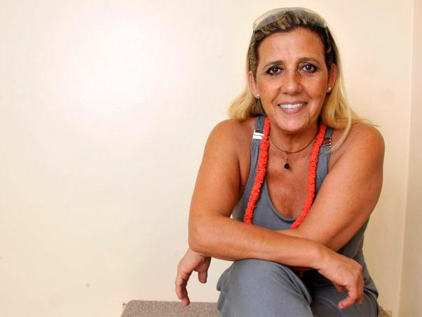 Rita Cadillac comemora música na trilha de A Lei do Amor: ''Estou no céu''