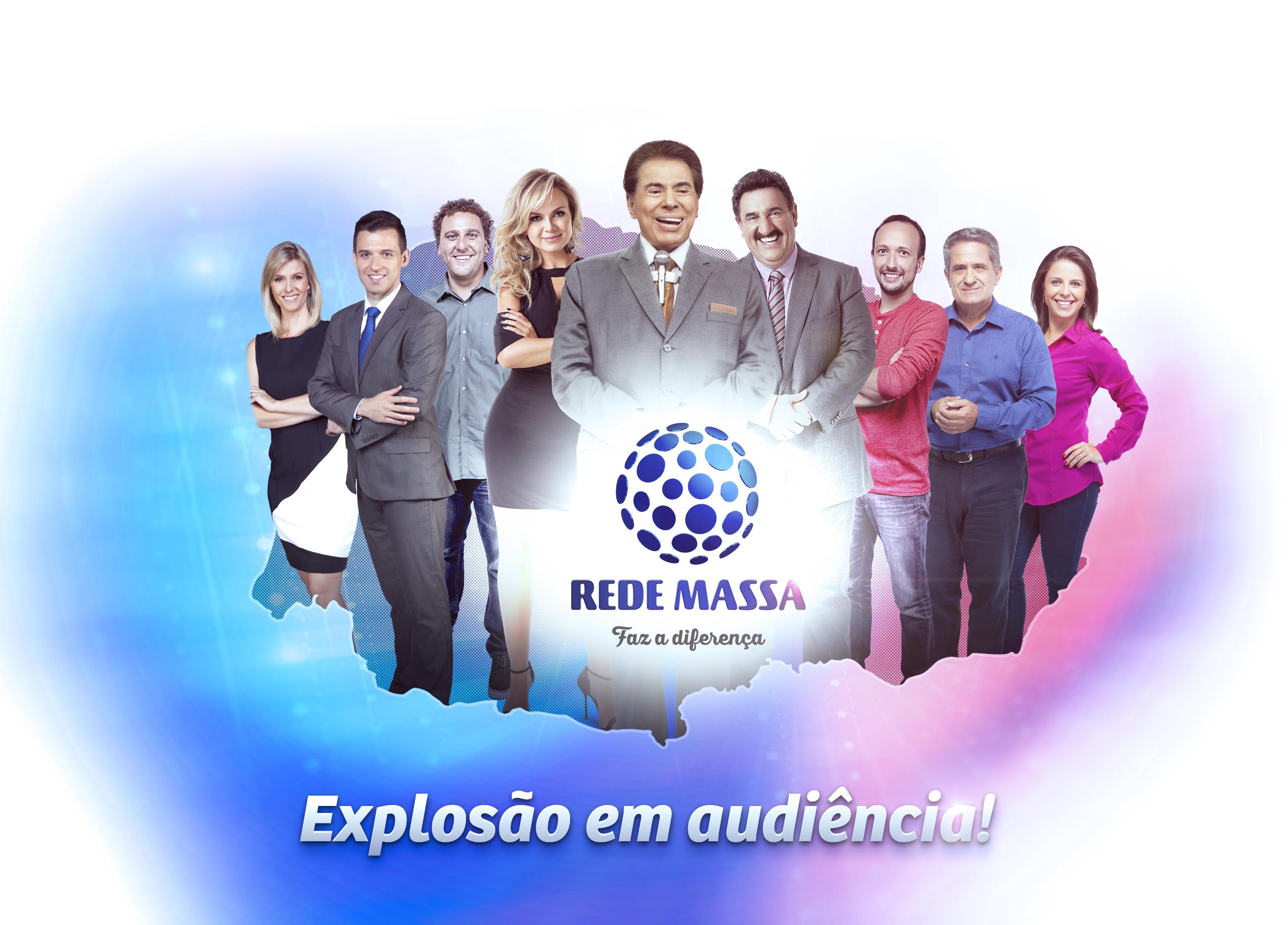 Rede Massa afiliada do SBT no Paraná