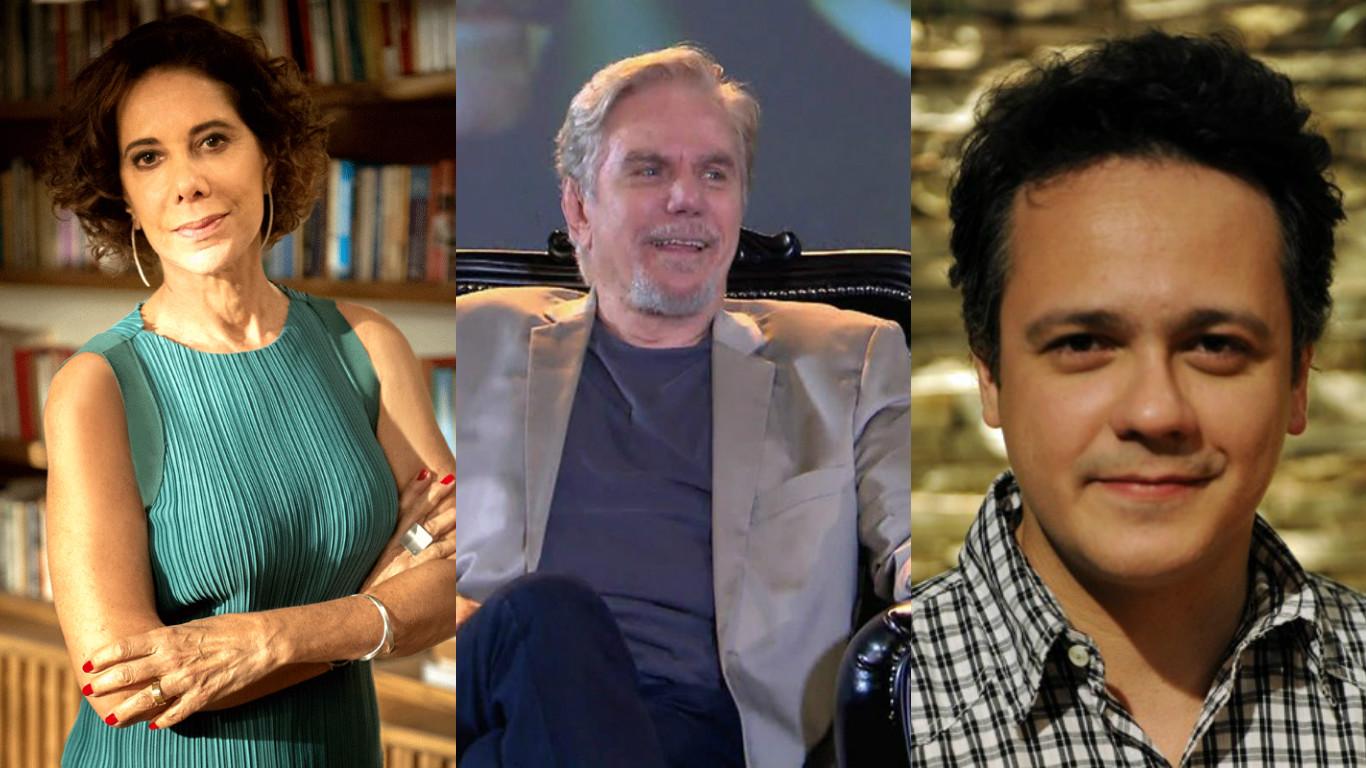 Danton Mello, Ângela Vieira e Reginaldo Faria voltam ao ar em Pega Ladrão