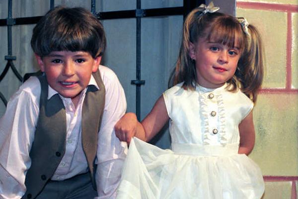 Veja como estão Carlinhos e Lizete, as crianças de A Usurpadora