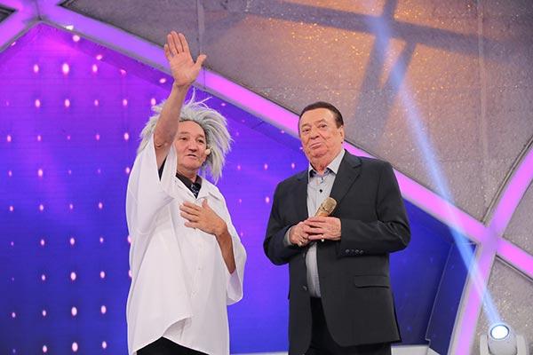 Marquito lamentou a saída de Raul Gil do SBT (Divulgação/SBT)