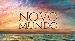 Logotipo de Novo Mundo (Divulgação)