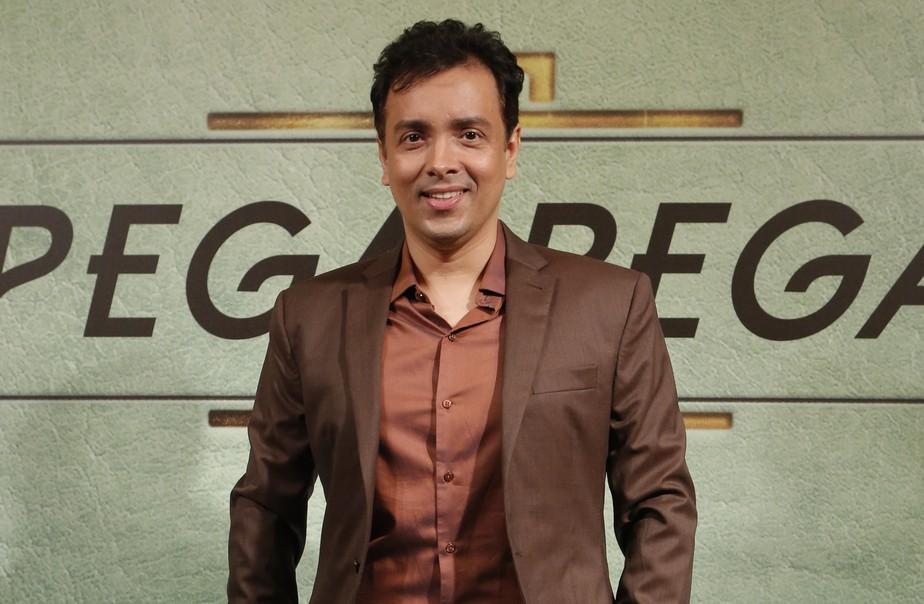 Rodrigo Fagundes é Nelito em Pega Pega