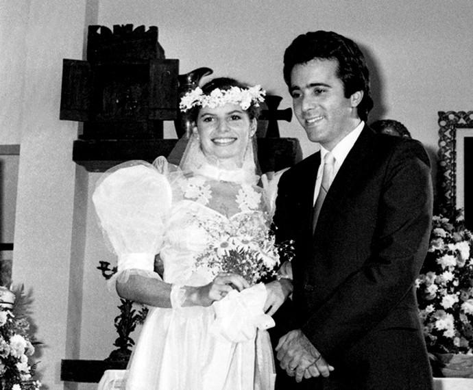 Tony Ramos e Débora Bloch