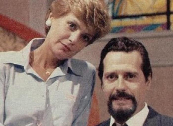 Elaine Cristina e Sinde Filipe em Antônio Maria