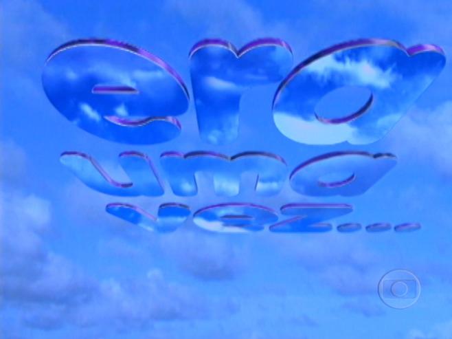 Logotipo da novela Era Uma Vez... (Reprodução/TV Globo)