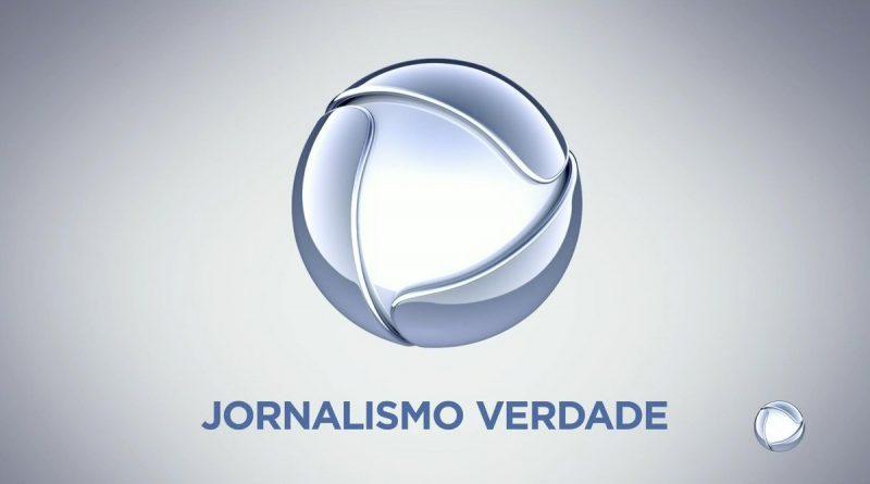 Logo Record TV Jornalismo