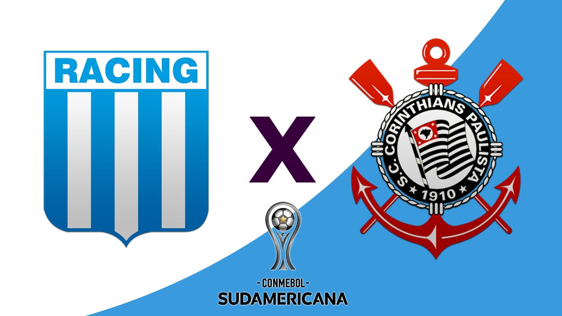 Copa Sul-Americana  RedeTV! transmite ao vivo Racing x Corinthians 6db7b18191a8d