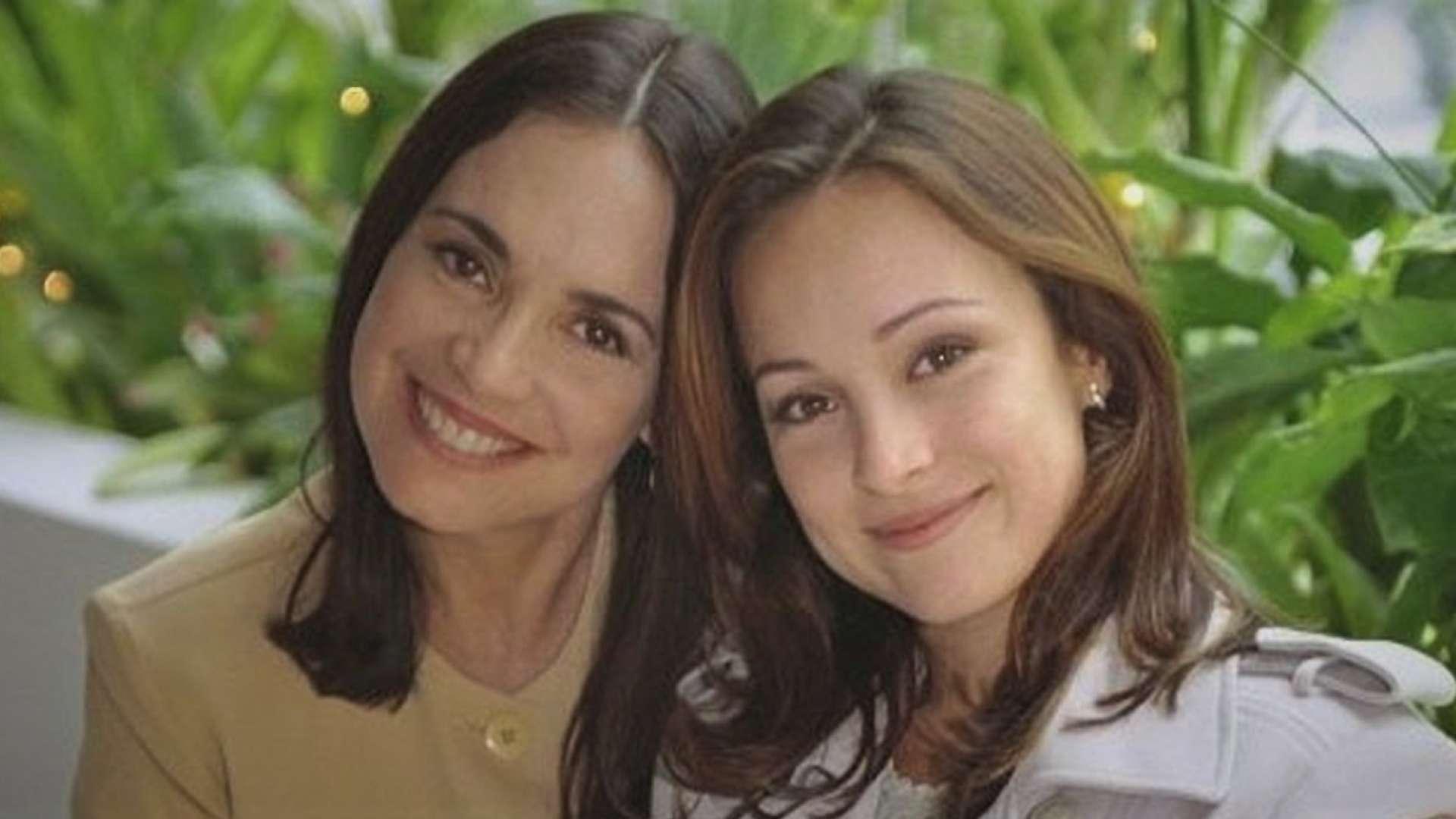 Regina Duarte e sua filha, Gabriela Duarte, protagonizam Por Amor (Divulgação / Globo)