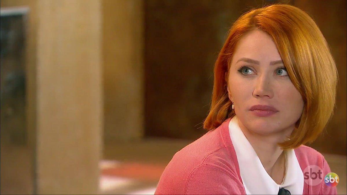 Sophie (Gabriela Petry) em As Aventuras de Poliana (Reprodução: SBT)