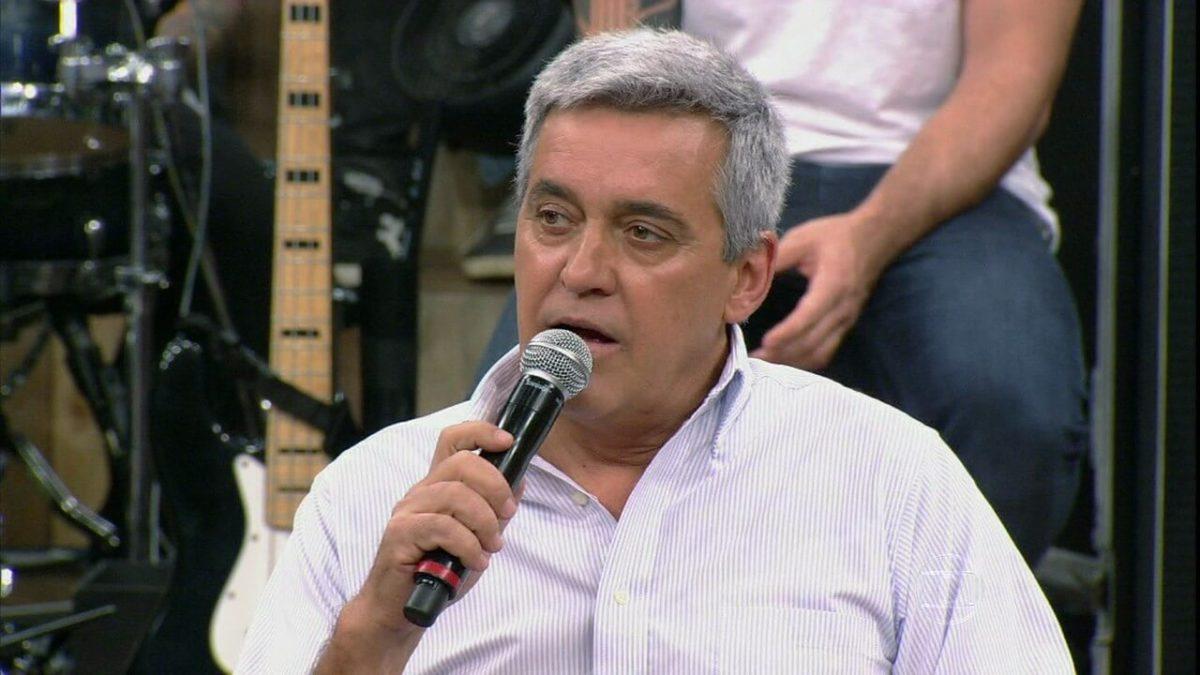O jornalista Mauro Naves (Reprodução / Globo)