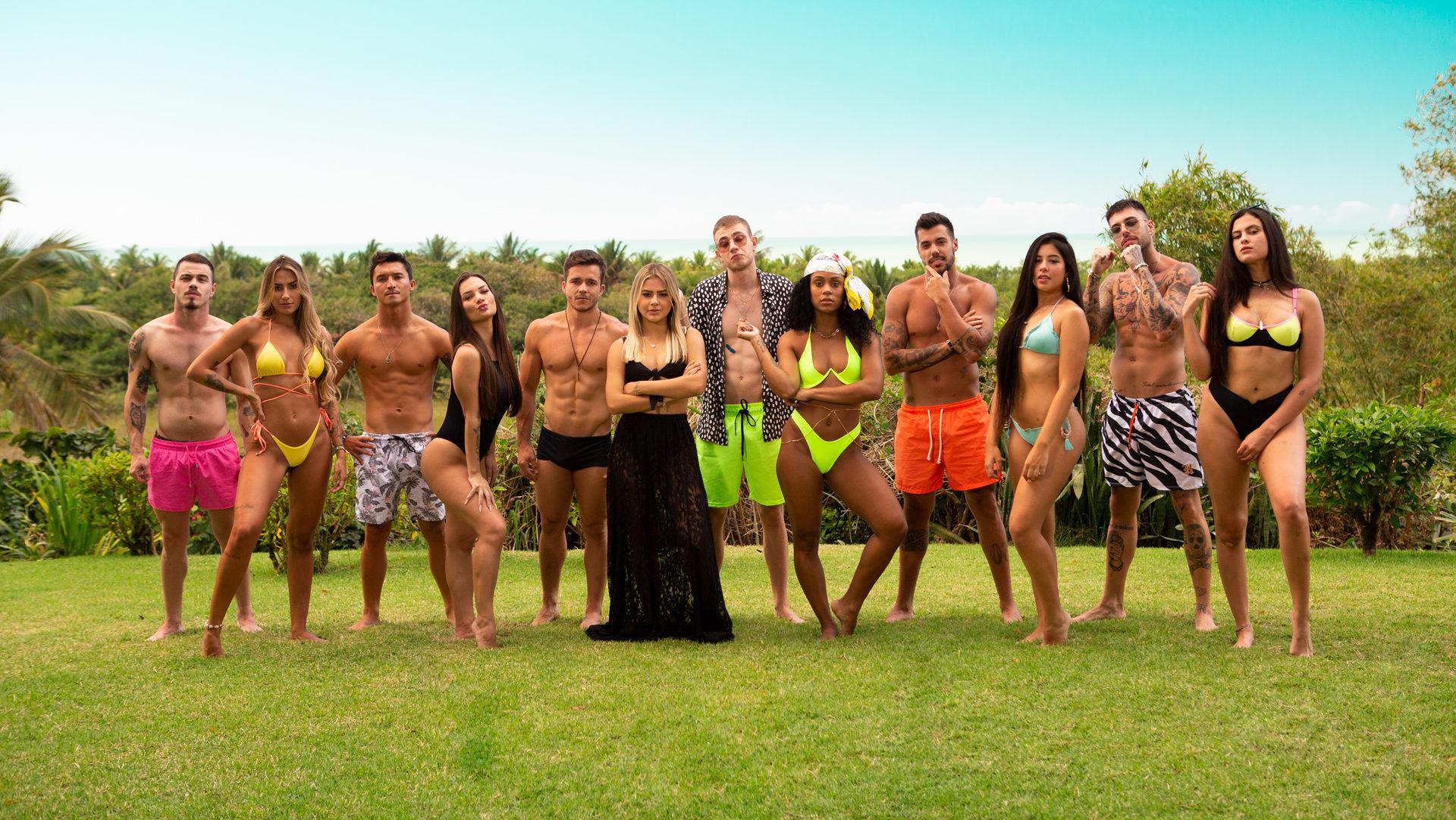 MTV Brasil estreia De Férias com o Ex Brasil: Celebs nesta quinta-feira