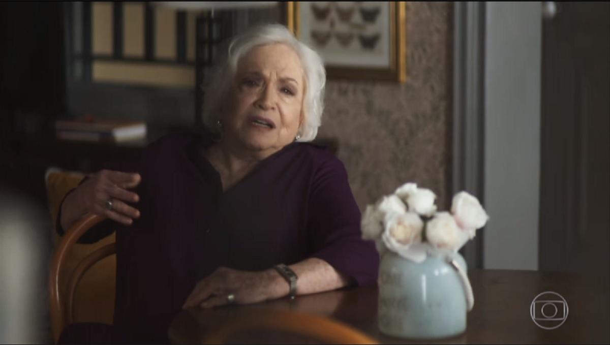 Gladys, de A Dona do Pedaço
