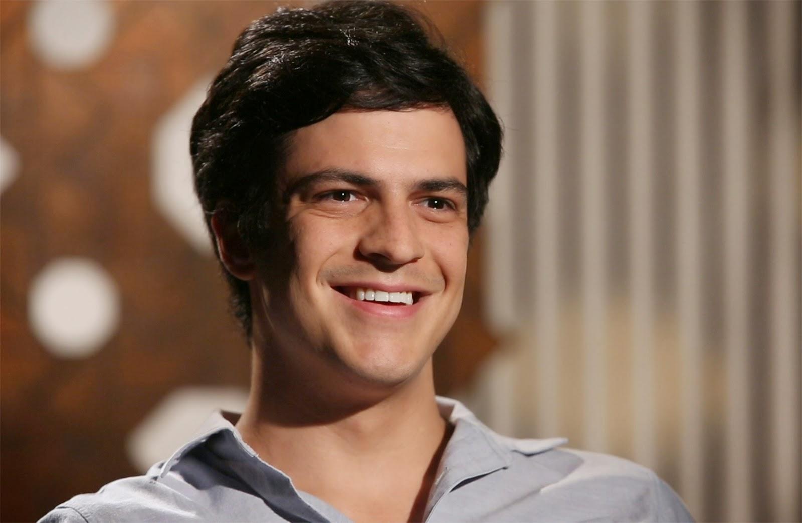O ator Mateus Solano (Divulgação / Globo)