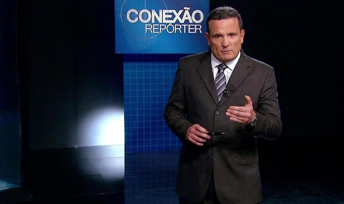 Roberto Cabrini no Conexão Repórter (Divulgação)