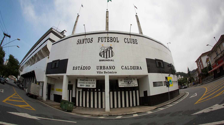 Saiba onde assistir Santos x Goiás, jogo do Brasileirão