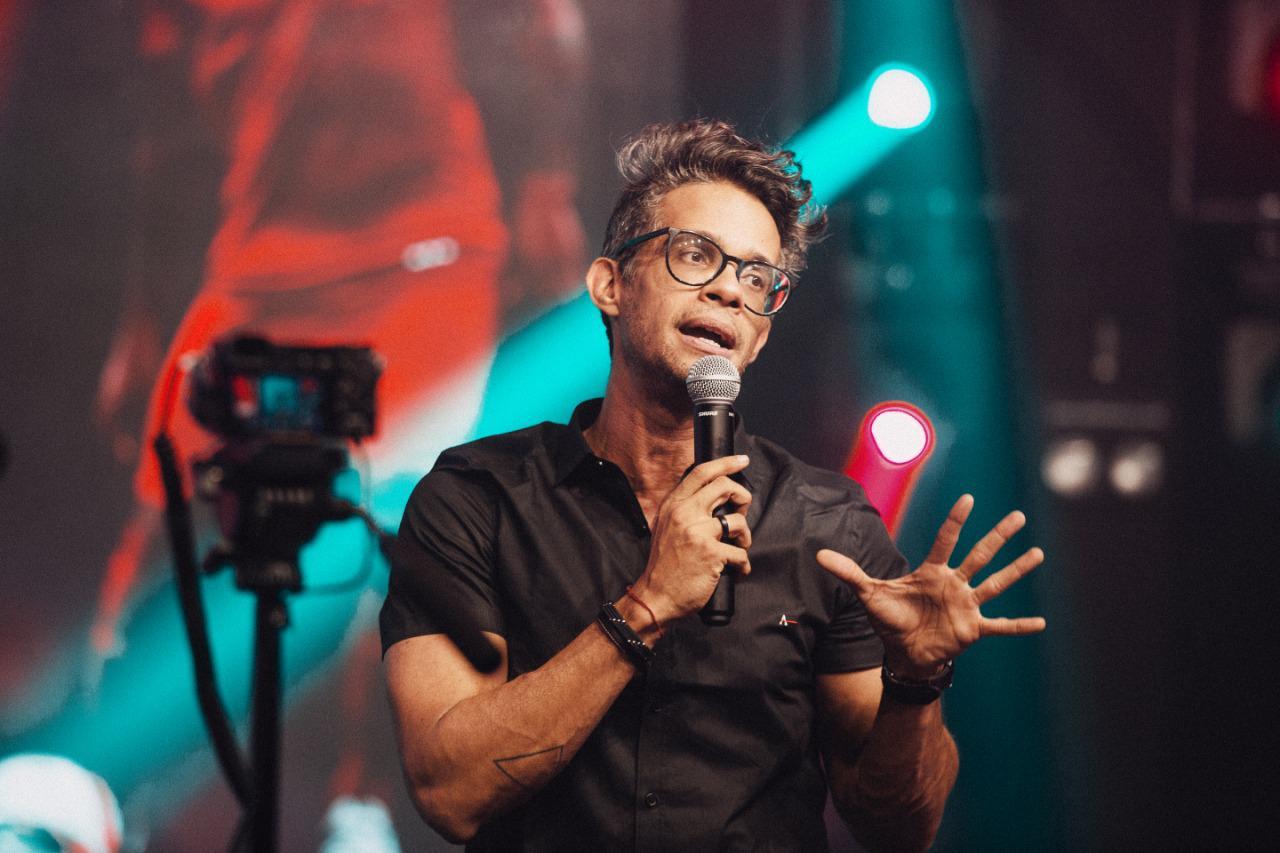 Marcos Strider dá dicas interessantes para quem trabalha com TV ou pretende lidar com as câmeras