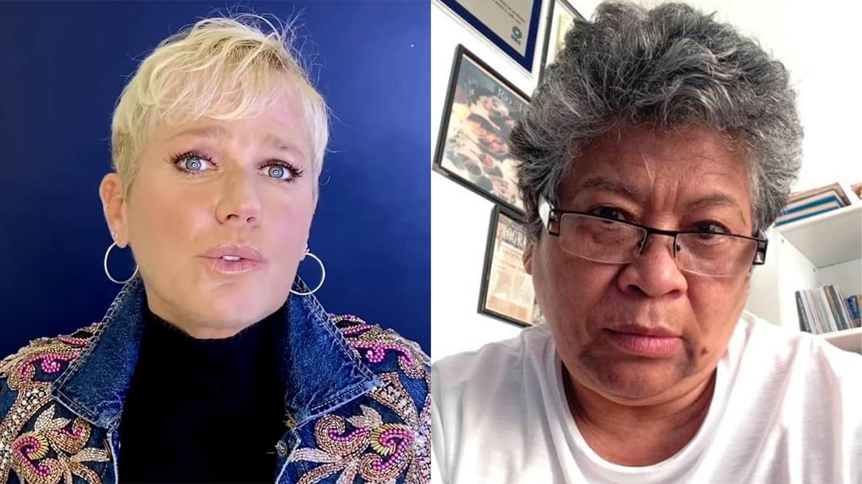 """Marlene Mattos procura a polícia contra Xuxa: """"Claro crime"""""""