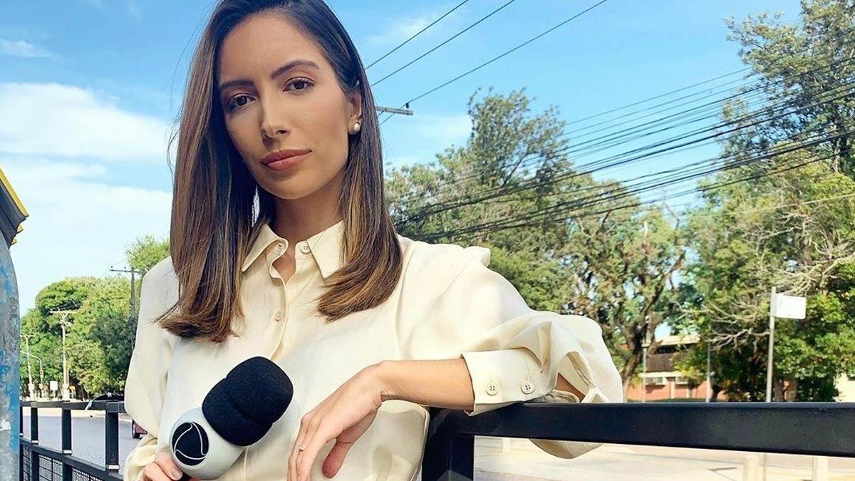 Irmã de Patrícia Poeta assume a vaga de Carla Cecato no Fala Brasil