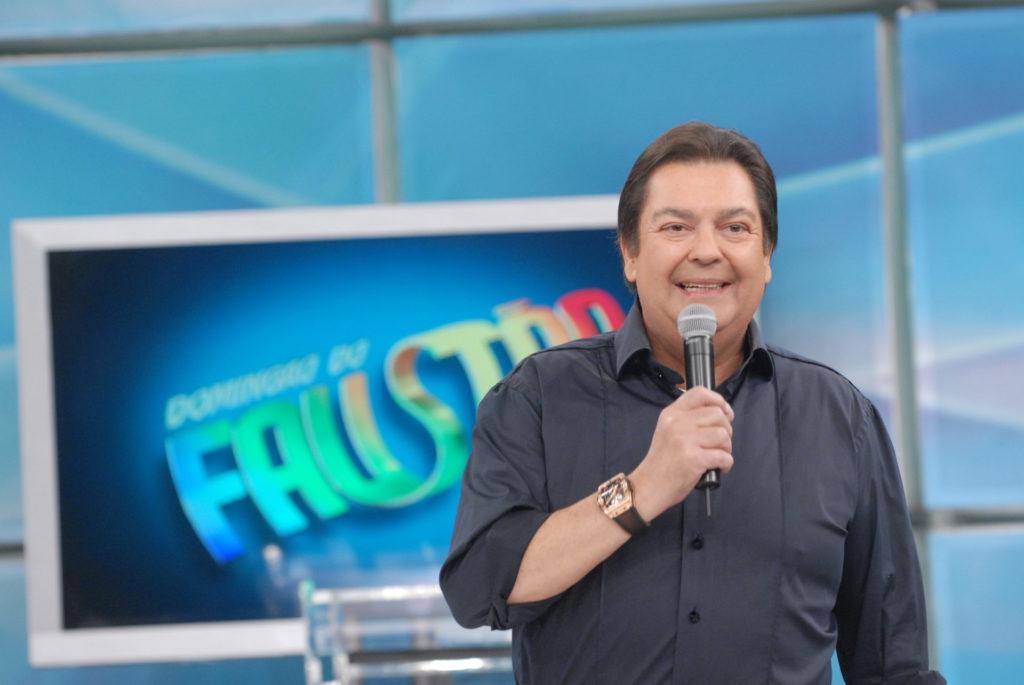 Fausto Silva (Globo/Divulgação)