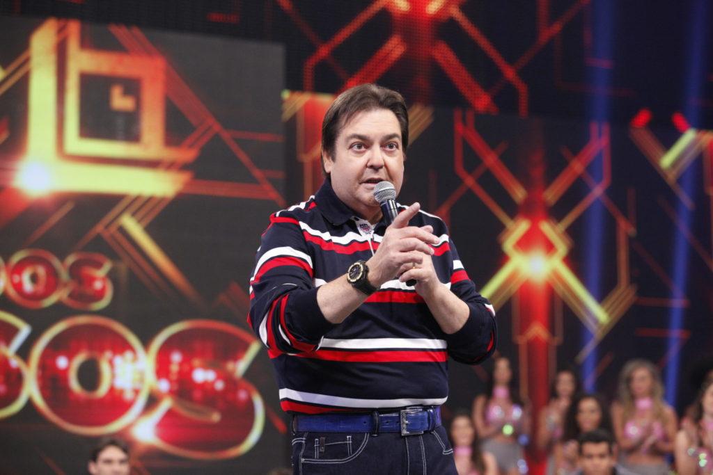 Fausto Silva (Divulgação/Globo)