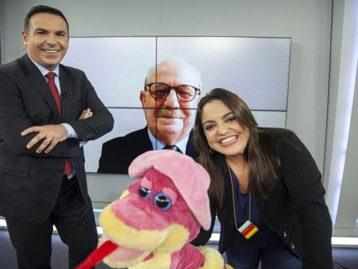 Record TV afasta Reinaldo Gottino e Fabíola Reipert do Balanço Geral