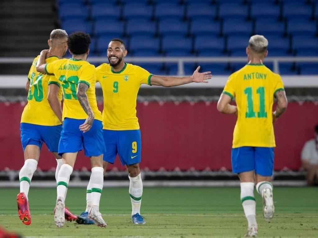 Seleção brasileira masculina de futebol