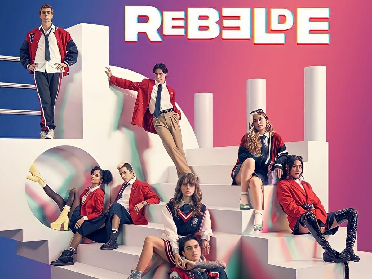Baixo astral, clipe de Rebelde da Netflix impressiona pela falta de tudo